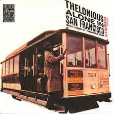 <b>Thelonious Monk</b> - <b>Alone</b> In San Francisco - LP – Rough Trade
