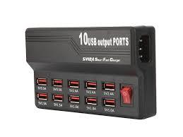 <b>Зарядное устройство Palmexx</b> 10xUSB PX PA 10USB 12A - Чижик