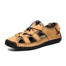 Vorbeste mai tare cater scară rulantă <b>mens sandals</b> sale ...