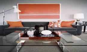 ideas burnt orange: great grey and orange living room ideas decorating ideas burnt orange orange orange living room ideas