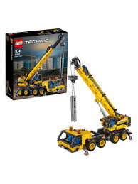 <b>Конструктор LEGO Technic</b> 42108 <b>Мобильный</b> кран LEGO ...
