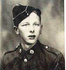 Private Leslie James 1941. At the age of 17 I decided to enlist in the Army instead of waiting until I was 18 when I would have been called up anyway. - 112989380314015973663_1