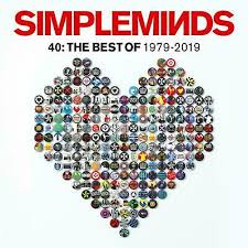 <b>SIMPLE MINDS</b> - <b>40</b>:The Best of 1979-2019 - New CD Album ...