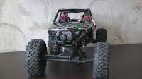 Проект - <b>Axial Wraith</b> Rock Racer - Sergey Bondarenko RC HOBBY
