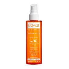Урьяж Барьесан <b>Сухое масло</b>-<b>спрей</b> SPF30 200 мл (Uriage ...