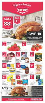 co op west food store flyer to