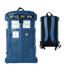 Купить <b>рюкзак</b> детский Hot Topic <b>Doctor Who</b> Tardis, цены в ...