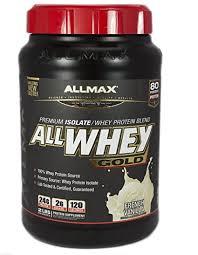 ALLMAX Nutrition - ALLWHEY Gold - 100% Whey ... - Amazon.com