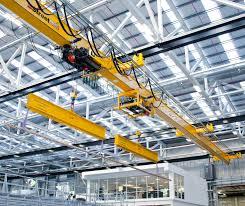 overhead crane manufacturer in ohio