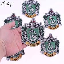Pulaqi Potter Patches <b>Hot Sale</b> Iron Sew On Transfer Anime ...