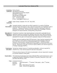 sample of lpn resumes template gallery photos the sample lpn resume objective