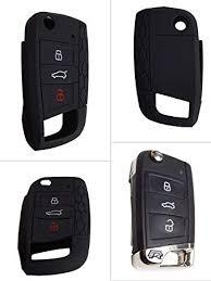 CK + VW Car <b>Key</b> Case <b>Key</b> Cover For Polo Golf 7 Scirocco ...