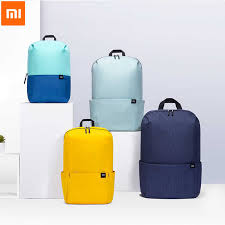 <b>Original Xiaomi Mi</b> Small <b>Backpack 7L</b> 10L Colorful Leisure Sports ...