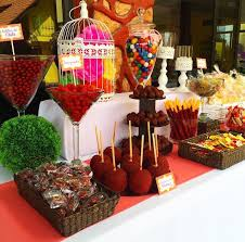 Image result for Design A Candy Buffet For Your Next Party