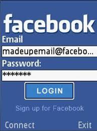 تحميل فيسبوك شات جافا للجوالات نوكيا والصيني وغيرها Facebook Chat Java .jar