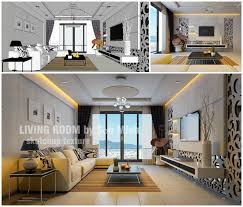model living rooms: free sketchup model vray setting living room vray render