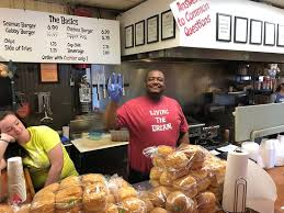 <b>I love</b> people who <b>love</b> what they do!! - Picture of Gabby's <b>Burgers</b> ...