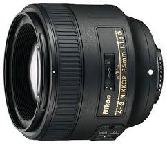<b>Объектив Nikon 85mm f/1.8G</b> AF-S Nikkor — купить по выгодной ...
