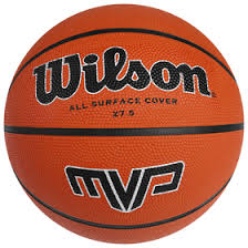 <b>Мяч баскетбольный WILSON</b> MVP, WTB1417XB05, размер 5 ...