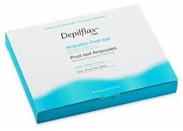 Depilflax <b>Лосьон</b> после депиляции <b>замедляющий рост волос</b> ...