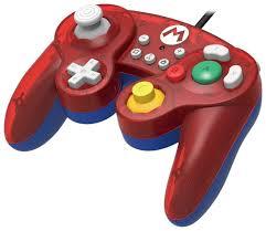 <b>Геймпад HORI Battle</b> Pad <b>Mario</b> — купить и выбрать из более, чем ...