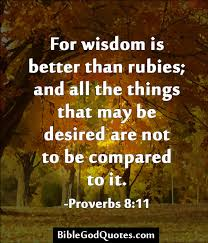 I'll have life with a side of wisdom please! | Tennyson & Lisa's Blog