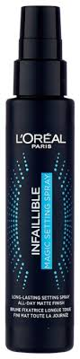 L'Oreal Paris <b>Спрей для фиксации</b> макияжа Infaillible Magic Setting ...