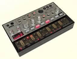Обзор от покупателя на Драм-машина <b>KORG volca</b> bass ...