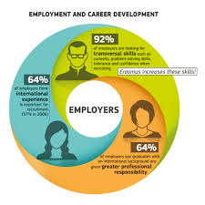 erasmus impact study erasmus student network key findings employability and skills