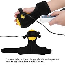 New <b>Electric Hand Massage</b> Ball Infrared Therapy Hot Compress ...
