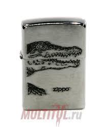 Zippo <b>200</b> Alligator — купить ветрозащищенную <b>зажигалку Зиппо</b> ...