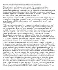 How To Write A Letter Of Intent For College Program   Cover Letter     Cover Letter Templates