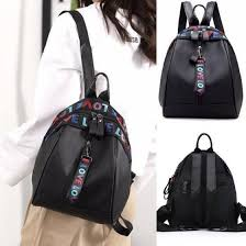 Shop <b>Women Backpack</b> Travel <b>Oxford</b> Handbag <b>Small Rucksack</b> ...