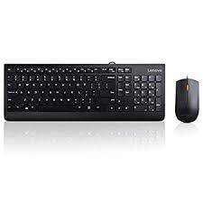 Buy Lenovo 300 Wired Keyboard and Mouse Combo ... - Amazon.in