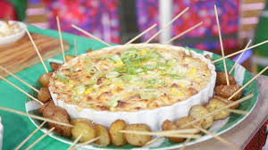 MVP Your Meal: Celeb chefs share 4 game day dip recipes   GMA