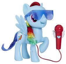 Интерактивная <b>игрушка</b> робот <b>Hasbro My Little</b> Pony Поющая ...
