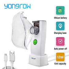 <b>Yongrow</b> Newest <b>Medical Nebulizer Handheld</b> Asthma Inhaler ...