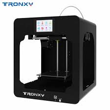 Newest <b>Tronxy</b> 3D Printer X6A Model Full metal frame Auto level ...