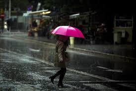 Resultado de imagen de lluvia en la ciudad