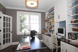 built in home office designs photo of nifty put your printer on a pull out new built home office