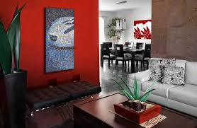 Paint Your Living Room Red Paint Living Room Living Room Design Ideas