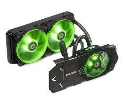 Система жидкостного <b>охлаждения</b> для видеокарт <b>ID</b>-<b>Cooling</b> ...