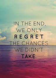 Taking Chances Quotes on Pinterest | Hard Choices Quotes, Not ...