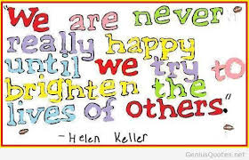 Helen Keller Quote via Relatably.com