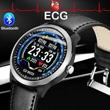 Teamyo <b>N58 ECG</b> PPG <b>Smart Bracelet Smart Watch</b> Heart Rate ...