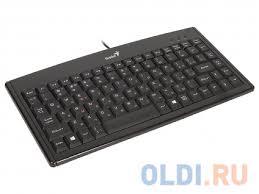 <b>Клавиатура Genius LuxeMate 100</b> Black USB — купить по лучшей ...