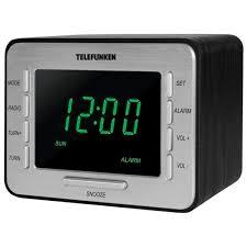 Радио-<b>часы Telefunken TF-1508</b> - характеристики, техническое ...