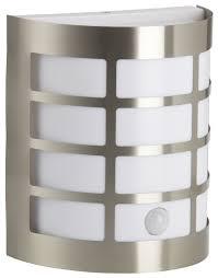 Купить <b>Уличный настенный светильник</b> с датчиком движения ...