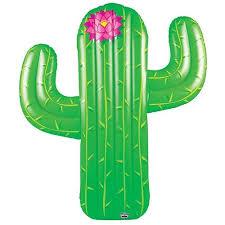 "<b>Матрас надувной</b> ""Cactus"", 170 х 150 х 18 см бренда <b>BigMouth</b> ..."