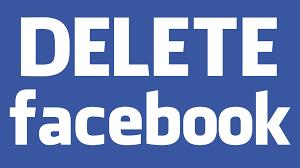 كيف تقوم بحدف حسابك الفيسبوك نهائيا